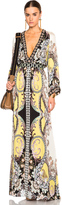 Etro Beaded Long Dress