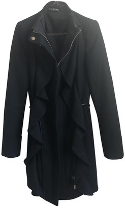 Liu Jo Liu.jo Black Wool Coat for Women