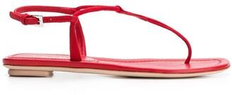 Prada flat T-bar sandals