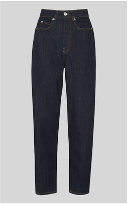 Whistles Authentic Barrel Leg Jean