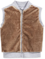 Epic Threads Little Girls' Faux-Fur Vest, Only at Macy's