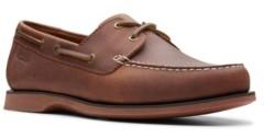 Clarks Men's Port View Boat Shoes Men's Shoes