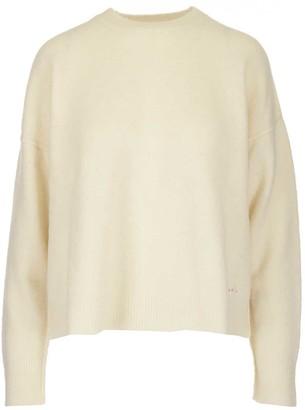 Marni Crewneck Knitted Sweatshirt