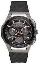 Bulova Men's CURV Titanium Chronograph Watch - 98A162