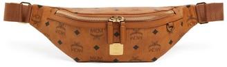 MCM Small Visetos Frusten Belt Bag