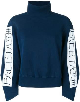Facetasm high neck jumper