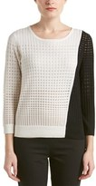 Magaschoni Silk & Cashmere-blend Sweater.