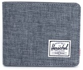 Herschel Men's Hank Bifold Wallet - Grey