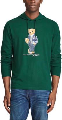 Polo Ralph Lauren Men Polo Bear Hooded T-Shirt