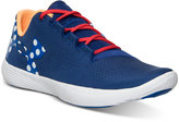 Under Armour Girls' Street Precision Low Running Sneakers from Finish Line
