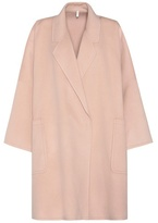 Helmut Lang Wool And Cashmere Coat