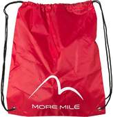 More Mile Gym Sack Red