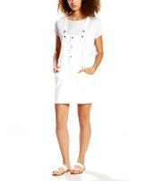 Levi's Women's Jean Skirt Overalls