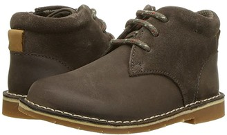 Clarks Comet Radar (Toddler) (Brown Leather) Boy's Shoes