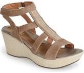 Naot Footwear 'Mystery' Platform Wedge Sandal (Women)