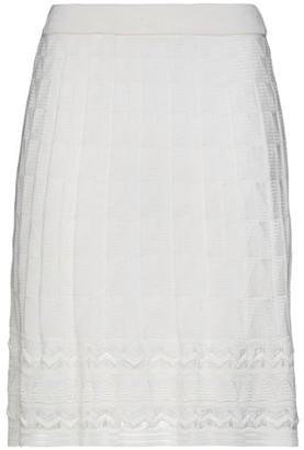 M Missoni Knee length skirt