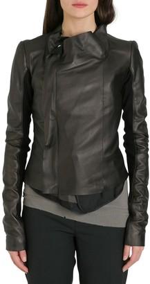 Rick Owens Wrap Jacket