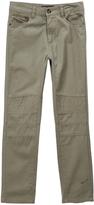 English Laundry Pine Knee-Stitch Straight-Leg Pants - Boys
