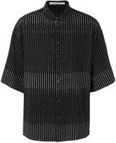 Damir Doma oversized shortsleeved printed shirt - men - Cotton - L