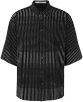 Damir Doma oversized shortsleeved printed shirt - men - Cotton - M