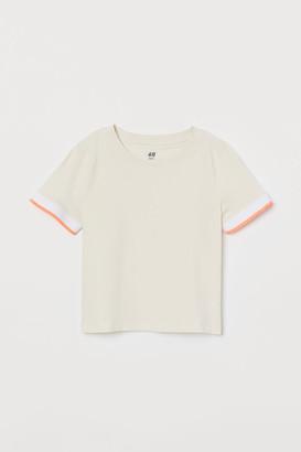H&M Jersey top