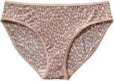 Joe Fresh Women's Leopard Print Bikini