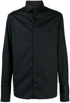 Giorgio Armani plain formal shirt shirt