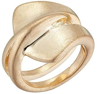 Robert Lee Morris Sculptured Ring (Soft Gold) Ring