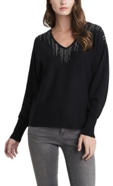 Vince Camuto Women's Dolman Sleeve Sweater