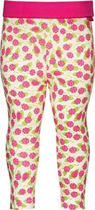 Playshoes Baby Girls 0-24m Leggings Allover Blumen,Size:50/56 (0-3 Months)
