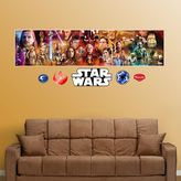 Fathead Star Wars Movie Mural Wall Decals by