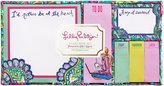 Lilly Pulitzer Sticky Note Set, Lilly's Lagoon