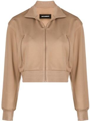 Melitta Baumeister Zip Front Sweater