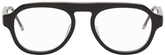 Thom Browne Black Round TBX416 Glasses