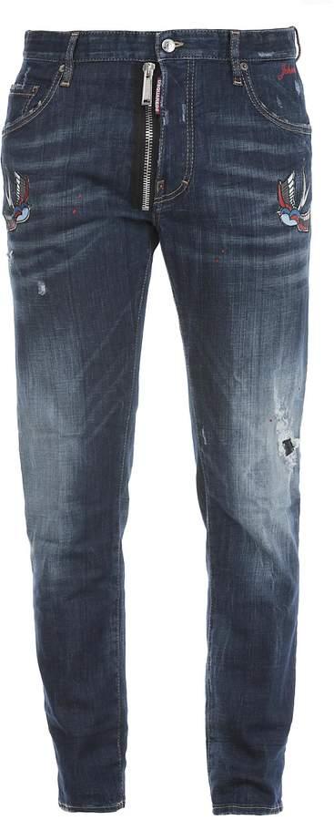 DSQUARED2 Jeans In Cotone
