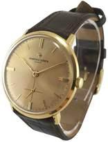 Patrimony Yellow Gold Watch