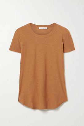 James Perse Slub Cotton-jersey T-shirt - Tan