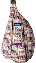 Kavu Rope Bag Backpack Bags