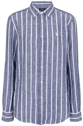 Polo Ralph Lauren Striped linen shirt