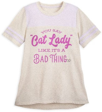 Disney Marie ''You Say Cat Lady Like It's a Bad Thing'' T-Shirt for Women The Aristocats