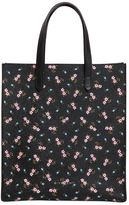 Givenchy Stargate Pink Hibiscus Faux Leather Tote