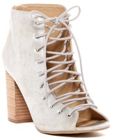 Chinese Laundry Biggest Lace-Up Bootie