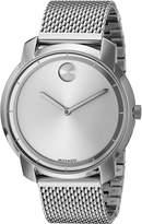 Movado Women's Swiss Quartz Stainless Steel Watch, Color: -Toned (Model: 3600241)