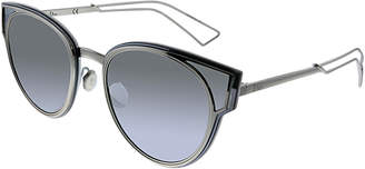 Christian Dior Women's Sculpt F 65Mm Sunglasses