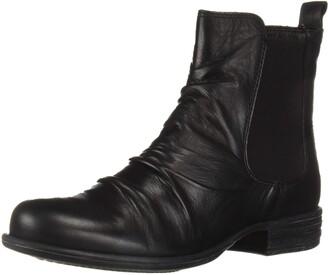 Miz Mooz Women's Lissie Rubber Ankle Boot