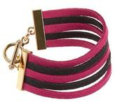 Crazy 8 Stripe Bracelet