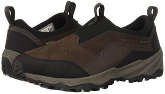 Merrell Icepack Moc Polar Waterproof (Espresso) Men's Slip on Shoes
