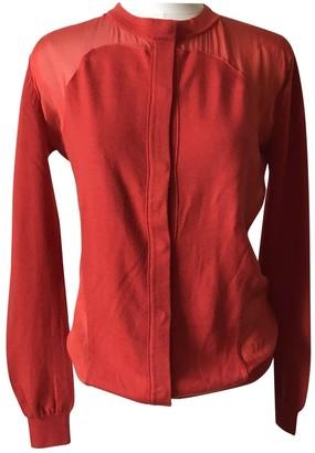 Rue Du Mail Red Wool Knitwear for Women