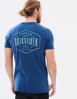 Quiksilver Mens Cut Back 2 T Shirt