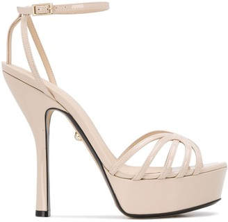 ALEVÌ Milano Polished 145mm Sandals